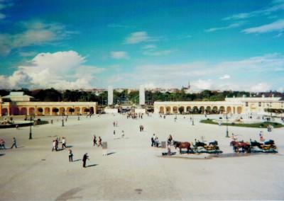 Ortsbegehung Schönbrunn