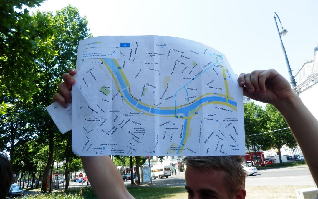 Projekttage in Wien