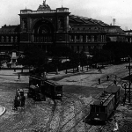 Keleti pályaudvar Ostbahnhof